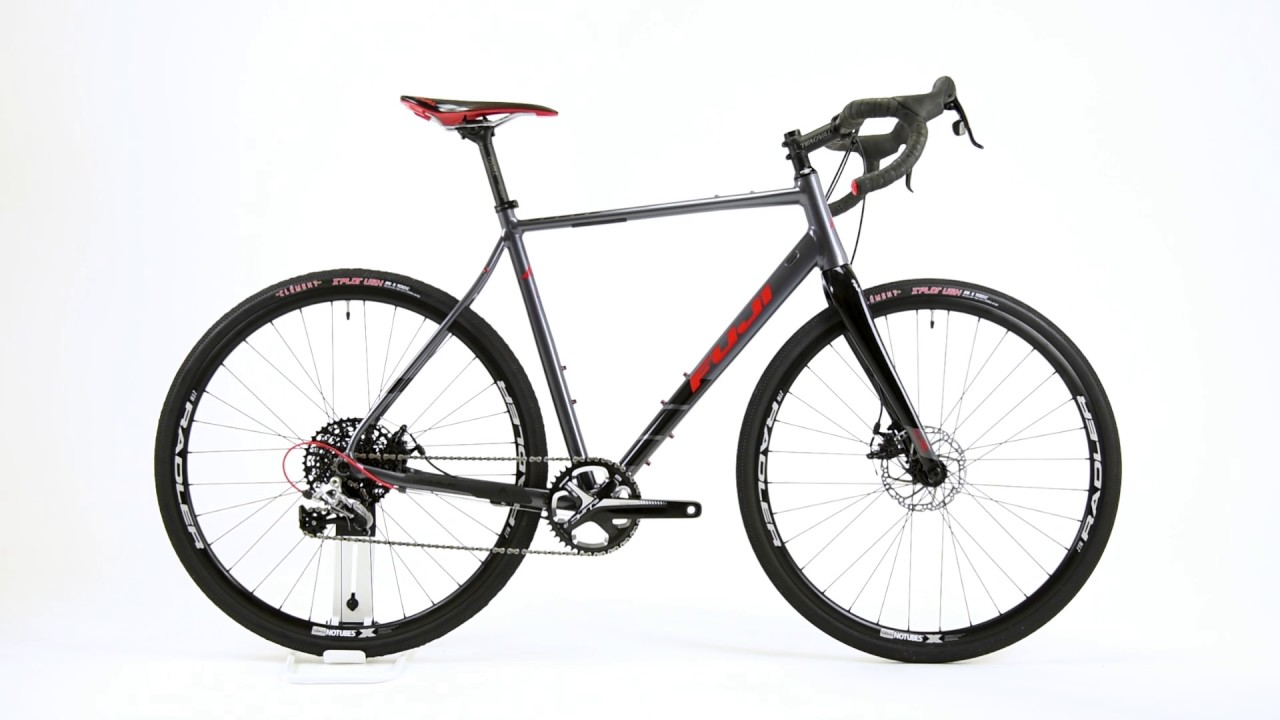 Fuji Jari Gravel Road Bike Product Video By Performance