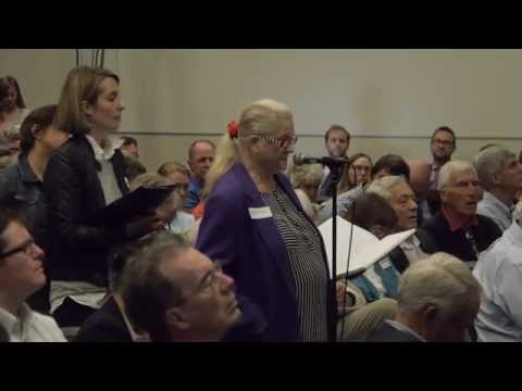 Questions and Answers? at Port Metro Vancouver's 2015 AGM