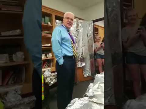Hononegah High School Tin Foil Prank