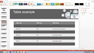 Create PowerPoint Presentation : How to create a PowerPoint presentation?