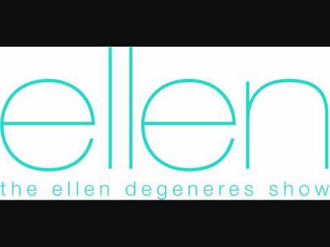 The Ellen DeGeneres Show Theme Music - Extended