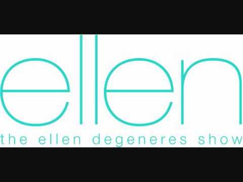 The Ellen DeGeneres Show Theme Music - Extended
