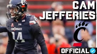 Most Slept on CB in College Football 😴 Official Cam Jefferies Cincinnati Highlights