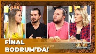 Survivor Finali Bodrum'da - Survivor Panorama 121. Bölüm