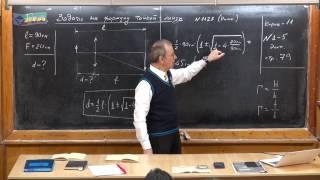Урок 397. Задачи на формулу тонкой линзы - 1
