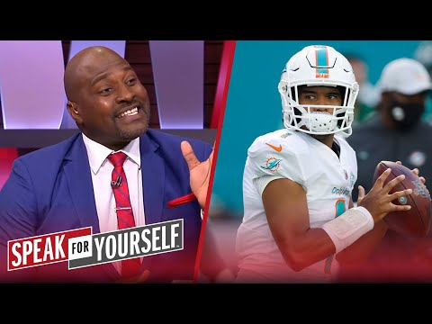 Wiley & Acho react to Tua Tagovailoa being named starting QB for Dolphins   NFL   SPEAK FOR YOURSELF