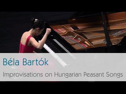 Béla Bartók Improvisations on Hungarian Peasant Songs, Op. 20 - Yun Chih Hsu (Taiwan)