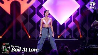 Halsey - Bad At Love (Live At iHeartRadio Jingle Ball 2019)