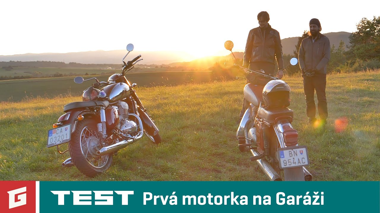 Premiéra vozidla aké na GARÁŽ.TV ešte nebolo - TEST - YouTube