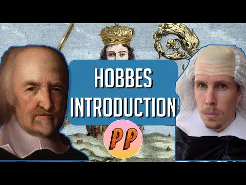 Thomas Hobbes - Introduction To Leviathan | Political Philosophy