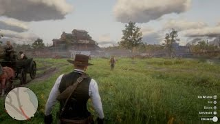A Totally Normal Wagon - WTF RDR2??