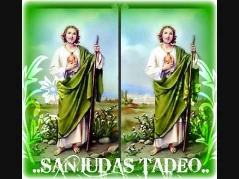 Himno A San Judas Tadeo Youtube