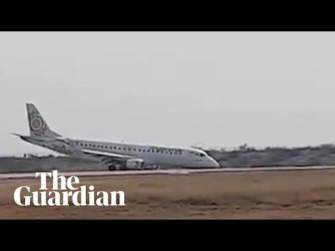 Myanmar passenger plane