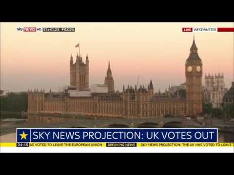 Sky News HD | UK EU Referendum