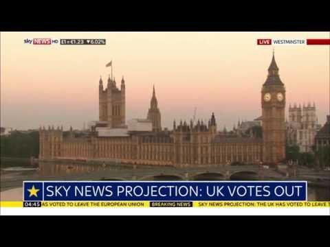 Sky News HD | UK EU Referendum