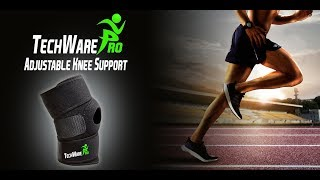 Knee Brace Support - How To Relieve ACL, LCL, MCL, Meniscus Tear, Arthritis And Tendonitis Pain