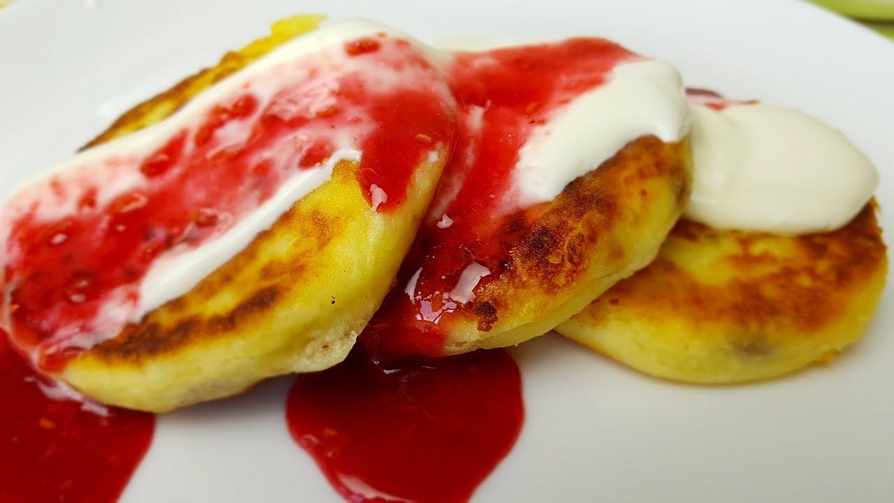Сырники домашние. Самые творожные сырники, цыганка готовит. Gipsy cuisine.