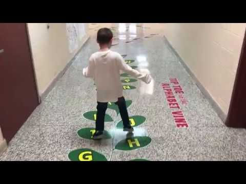 William Floyd Learning Center Sensory Pathway
