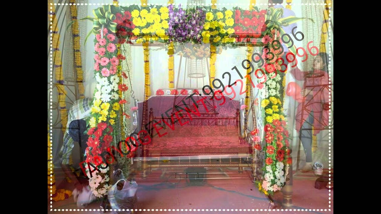 Godh bharai event decoration by rajyog event 09921993996 youtube Home decoration tips in marathi