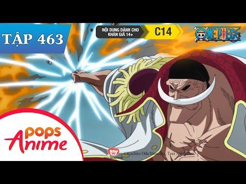 One Piece Tập 463 - Thiêu Rụi Tất Cả Mọi Thứ! Sức Mạnh Của Đô Đốc Akainu! - Đảo Hải Tặc