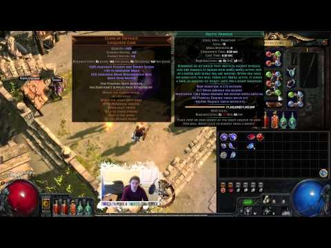 path of exile how to use twitch live