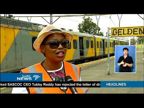 Human error could be the reason for Germiston train collision