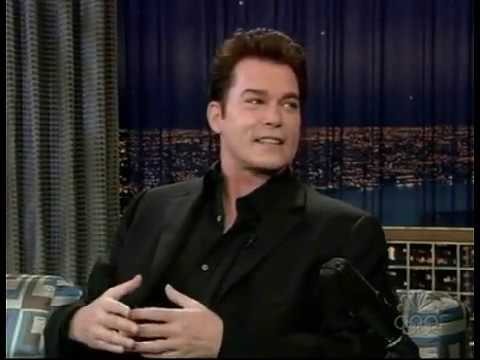 Conan O'Brien 'Ray Liotta 5/4/04