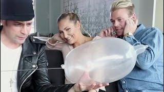 Swedish Youtubers React to Magic🇸🇪 - Julien Magic