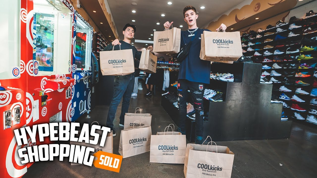 0241134602 Crazy Rich Asian Goes Hypebeast Shopping! - YouTube