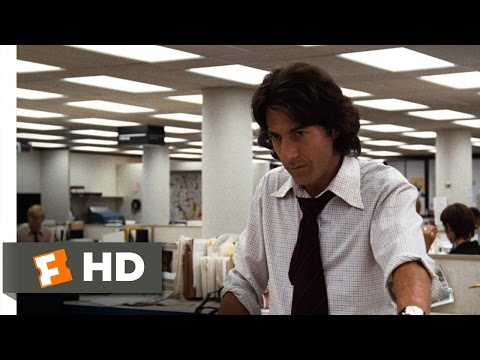All the President's Men (3/9) Movie CLIP - Somebody Got to Her (1976) HD Mp3