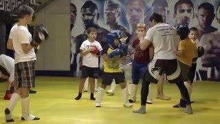 Смешанные единоборства ДЕТСКОЕ MMA УДАРЫ / Mixed Martial Arts MMA Children