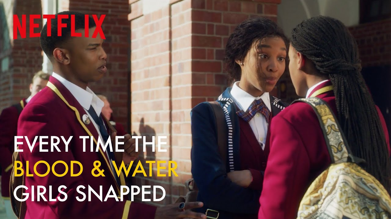 Download The Girls of Blood & Water Snapped | Blood and Water | Netflix