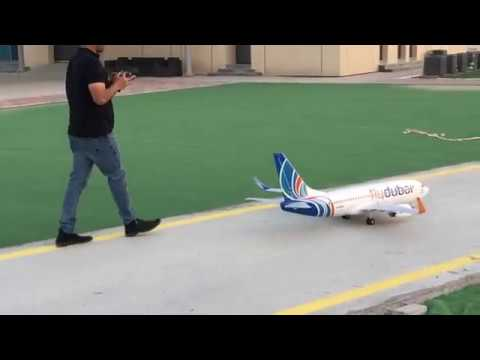 AZEEM RC FLY DUBAI MODEL PLANE