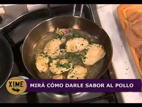Pollo por 4 mil maneras de hacer pollo en sart n youtube for Maneras de preparar pollo