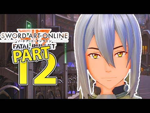 SOLITARY SANDS, NEW AREA! | Sword Art Online: Fatal Bullet Gameplay Walkthrough Part 12 (PS4)
