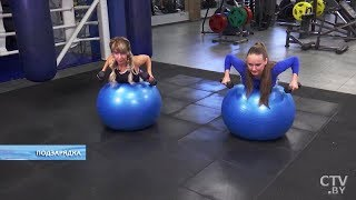 «Подзарядка». Как правильно выбрать рабочий вес в упражнениях?