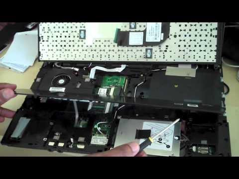 hqdefault ihelpers hp probook 4515s removing and replacing hard drive or  at bakdesigns.co