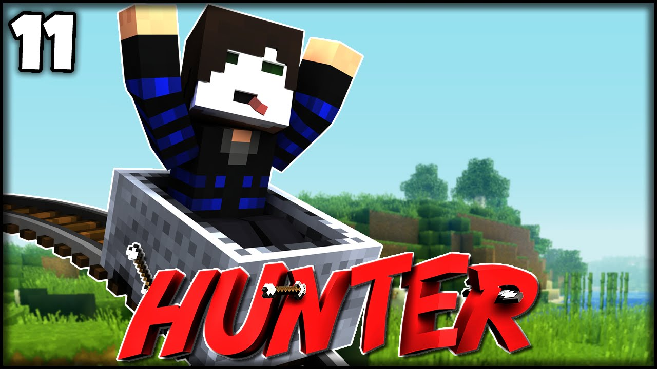 500 meter im kreis minecraft hunter 11 youtube. Black Bedroom Furniture Sets. Home Design Ideas