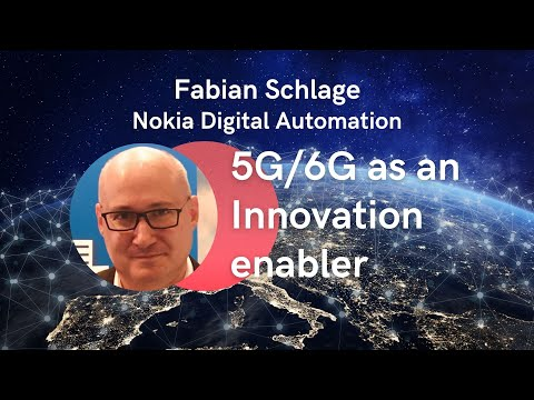 5G/6G as an Innovation enabler
