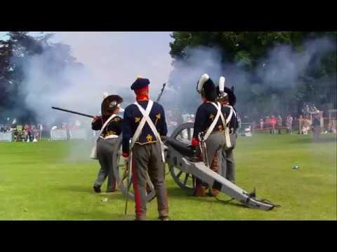 Waterloo - British Artillery Crew