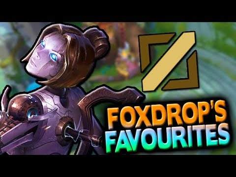 Foxdrop's Favourites - How to Play Orianna Mid