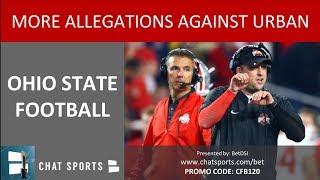 Latest Ohio State Football Allegations From Brett McMurphy On Zach Smith, Urban Meyer, Trevon Grimes