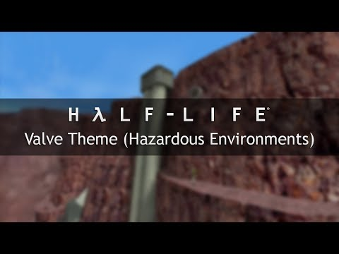 Half-Life OST — Valve Theme (Hazardous Environments) [Extended]