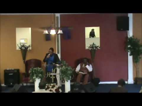 Bishop Robin Atwater - I Look to You