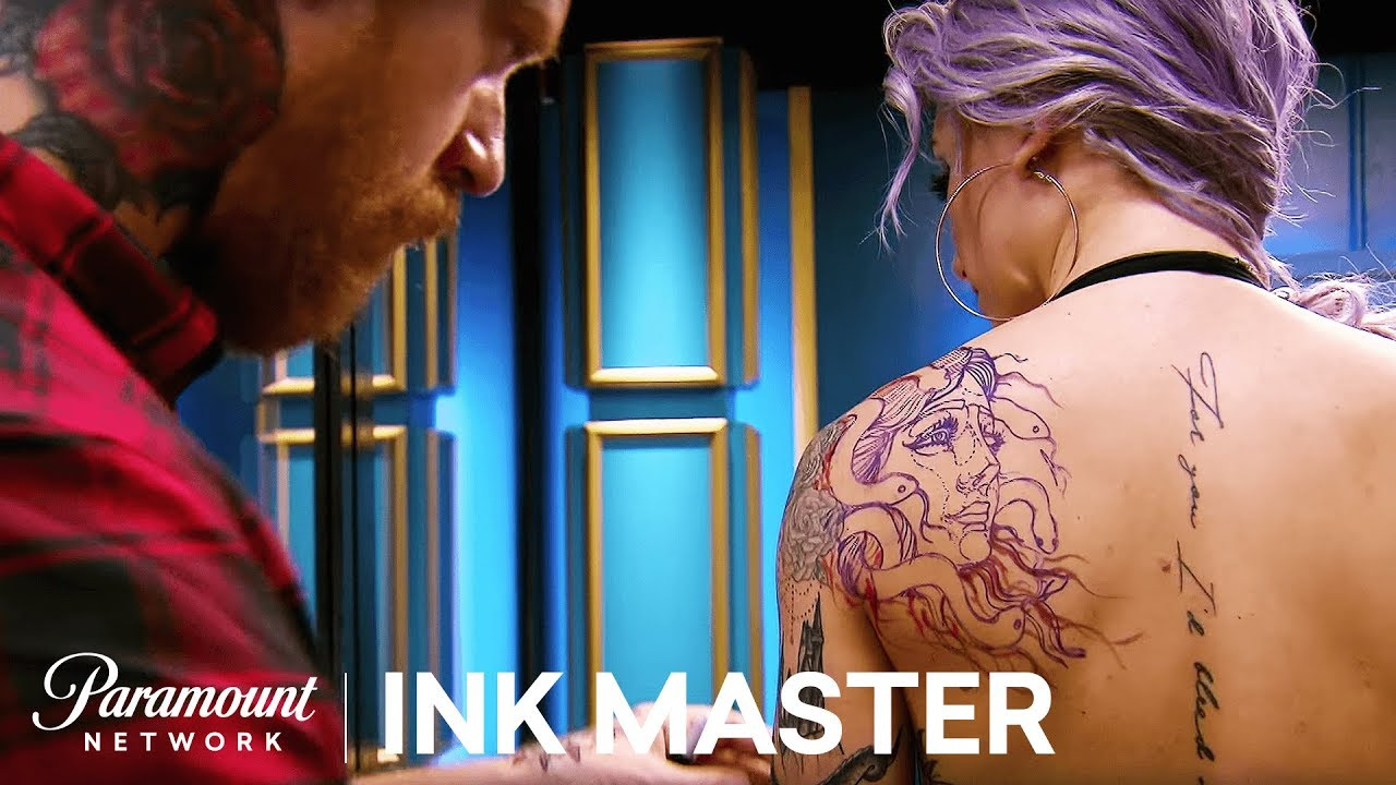 e5fa33ee45391 Negative Space - Elimination Tattoo | Ink Master: Return of the ...