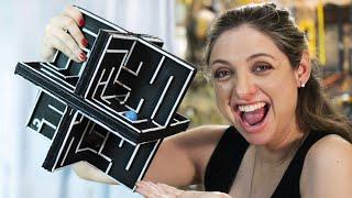 Como fazer um labirinto 3D