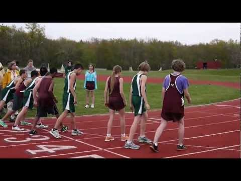 14 Year Old 5:18 Mile