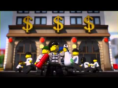 Мультфильм лего про преступников