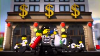 Мультфильм LEGO City ʺАтака воровʺ