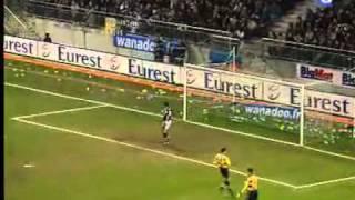 2001/2002 D1 J27 Sochaux-Lyon: 2-1